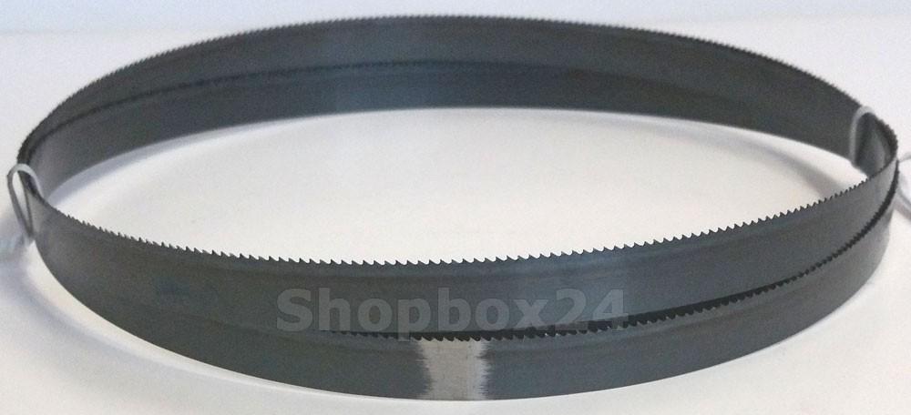 3 x Premium Sägeband 1783 mm x 6 mm x 0,36 mm x 14 Zä.p Zoll für weiche Metalle