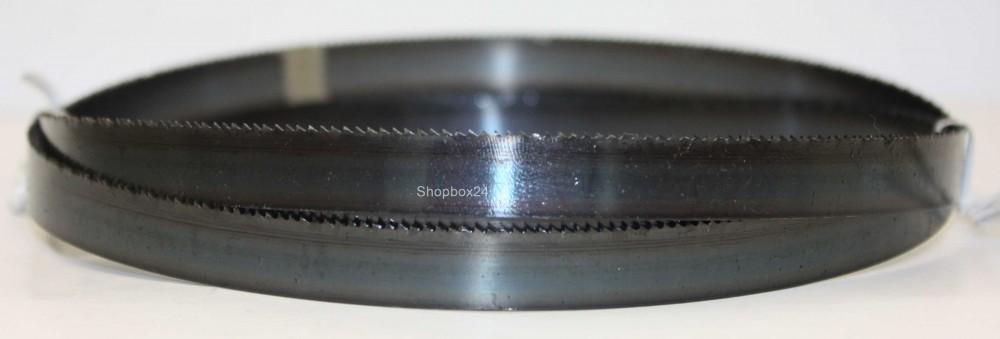 Werkzeugstahl Premium Sägeband 1470 mm x 13 mm x 0,65 mm x 14 Zähne pro Zoll, für Metall, Rohre, Hohlkörper, Profile, Schwarzblech,  teilweise Baustahl S 235 JR – Bild 2