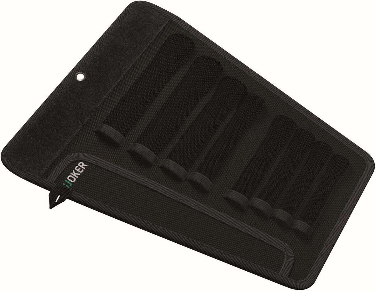 Wera Falttasche für 8 Joker Maul-Ringratschen-Schlüssel leer 290 x110 mm 05671381001 – Bild 2