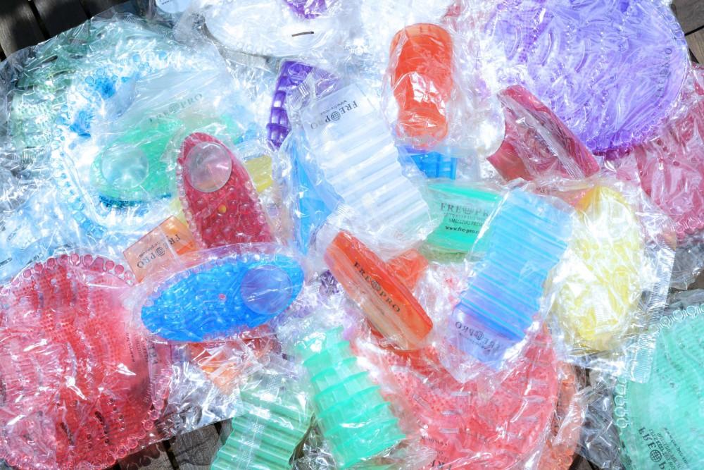 2x Urinalsieb Geruchsneutralisator eckig M3, Fabulous Lavender, m. Kalenderfunktion, wohlriechend, längere Spitzen / Sprossen zur Vermeidung des Anti-Splash Effects, Verringerung d. Schmutzablagerung Reinigungszeitverkürzung recyclebar – Bild 14