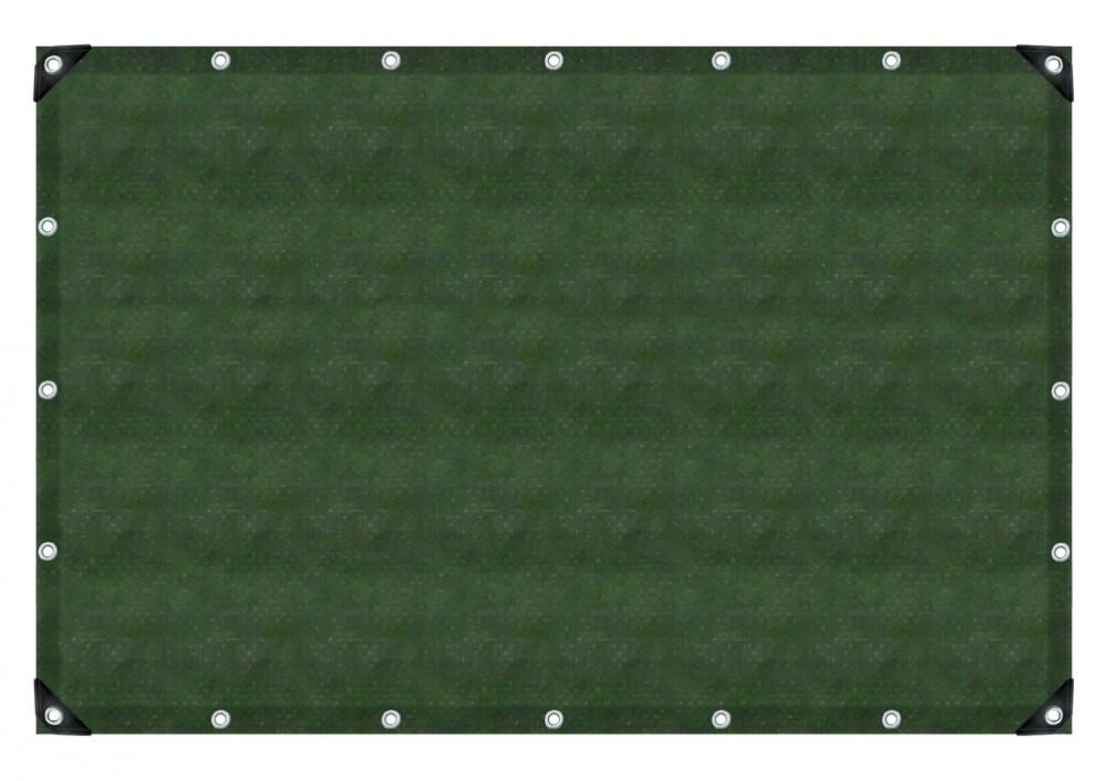 Pe-Gewebeplane 90 Olivgrün Grün 4 x 8 m 91237, Gewebeplane, Plane, Gewebe, Abdeckplane, Abdeck, Schutzplane, Schutz, universell einsetzbar, verschiedene Stärken erhältlich (je schwerer das Material auf den qm² ist, umso reißfester) – Bild 1