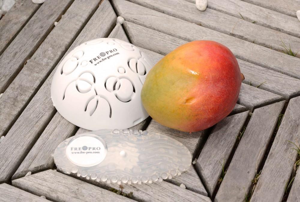 Duft Stecker, Duft Clip RAC, Mango, Geruchsneutralisator, wohlriechend, universeller Lufterfrischer, bruchsicher, sichtbare oder diskrete Anbringung möglich, spezielle Form für mehr Oberfläche, 100 % recyclebar – Bild 7