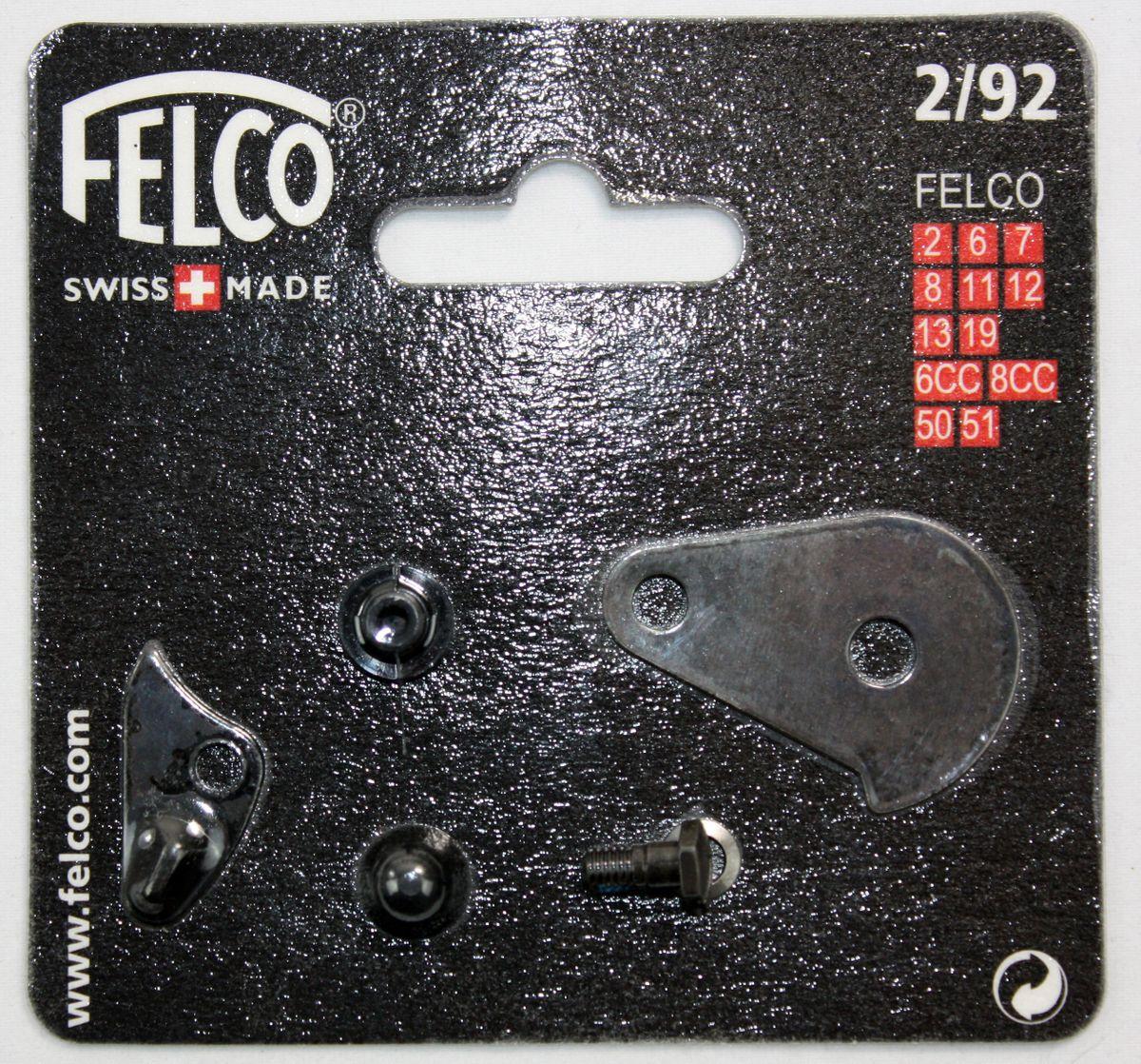 Felco Reparatur-Satz Verschlussklinke 2/92 – Bild 1