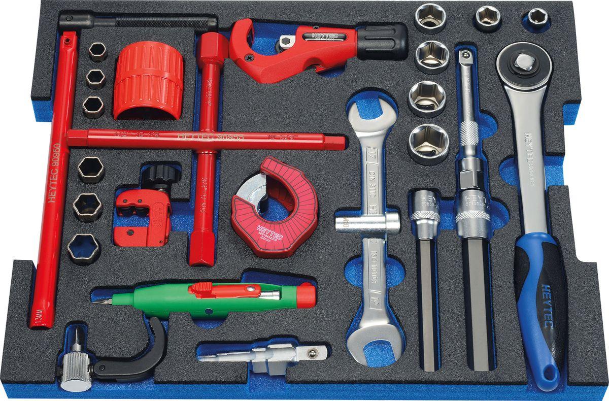 Heytec Sanitär-Werkzeugsortiment in zwei L-BOXX®en, 80-teilig, 50820064600 – Bild 4