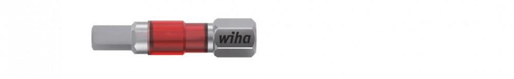 """Wiha 29er® MaxxTor-Bit, Sechskant Form C 6,3 SW 3/16""""mm 701353162901 39162"""