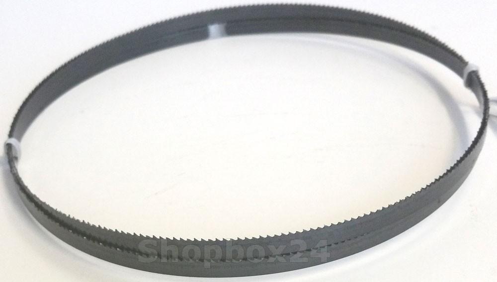 Werkzeugstahl Premium Sägeband 1425 mm x 6 mm x 0,36 mm x 14 Zähne pro Zoll, für weiche Metalle wie Bronze, Kupfer und Aluminium – Bild 1