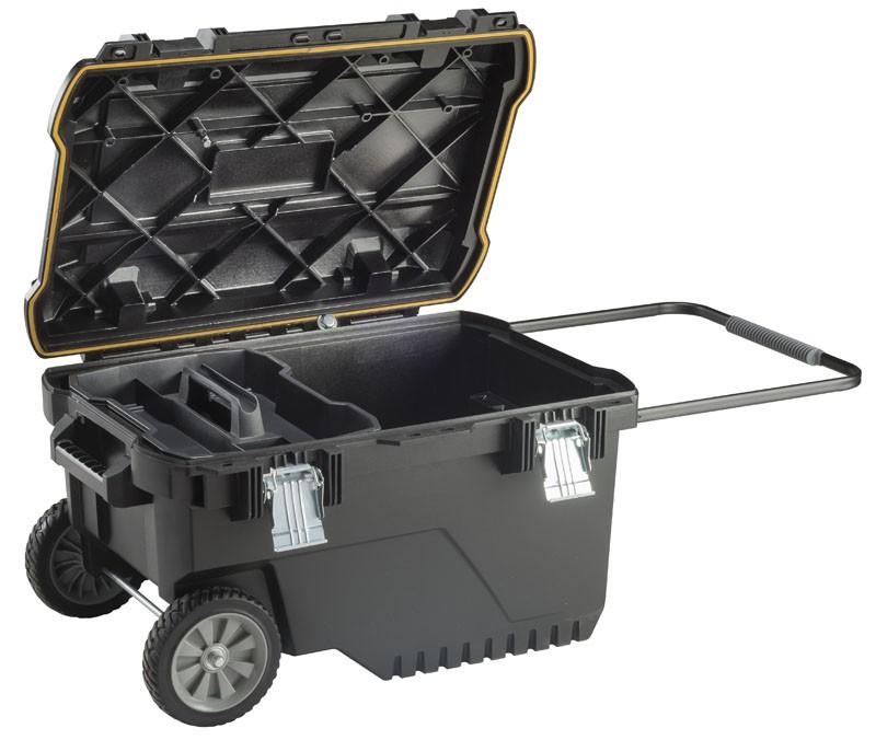 Stanley FatMax Mobile Montagebox Werkzeugbox 90 l FMST1-73601 – Bild 1