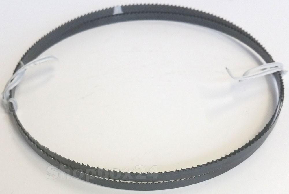 Werkzeugstahl Premium Sägeband 1712 mm x 6 mm x 0,36 mm x 10 Zähne pro Zoll, für Sperrholz – Bild 1