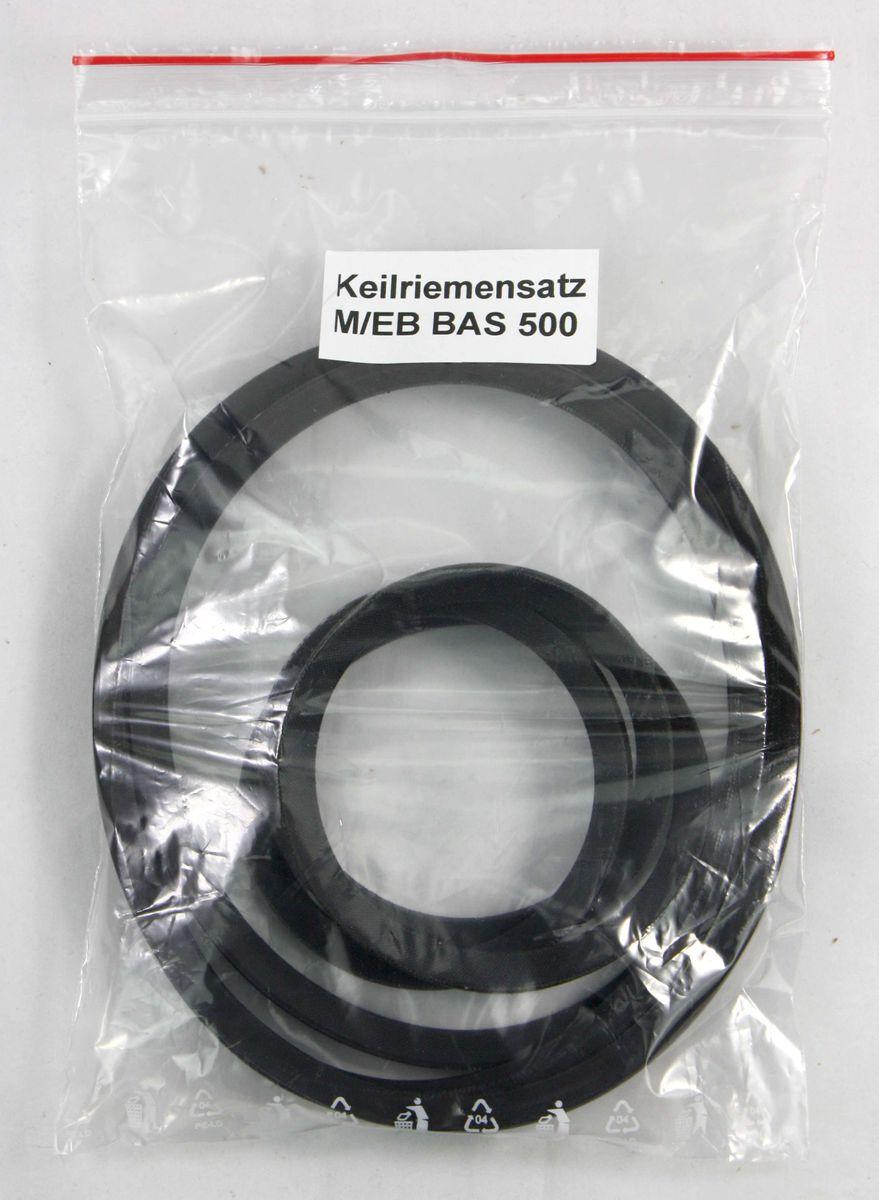 Keilriemen (Antriebsriemen) Satz für die Bandsägenmaschine Elektra Beckum / Metabo BAS 500 – Bild 1