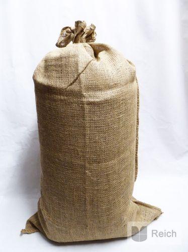 10 Jute Säcke Kartoffelsäcke Sack 50 Kg fassend Neu! – Bild 1