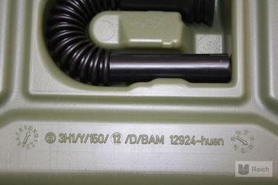 Benzinkanister Kraftstoff Kanister PE- Kraftstoffkanister 20 Liter Neu! – Bild 2