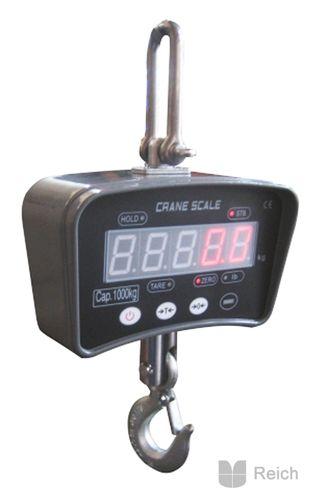 Waage Digitale Hängewaage DigiScale bis 1000 kg – Bild 2