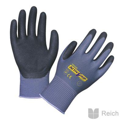 Arbeitshandschuhe Handschuh Handschuhe Activ Grip Advance Gr. 8 - 11 – Bild 1