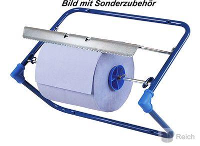 Wandrollenhalter für Putzrolle Putzpapier Putztuch Eutertuch bis 40 cm Breite – Bild 1
