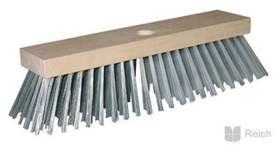 Besen Stahlbesen Stahldrahtbesen Breite 30 cm Neu! – Bild 1