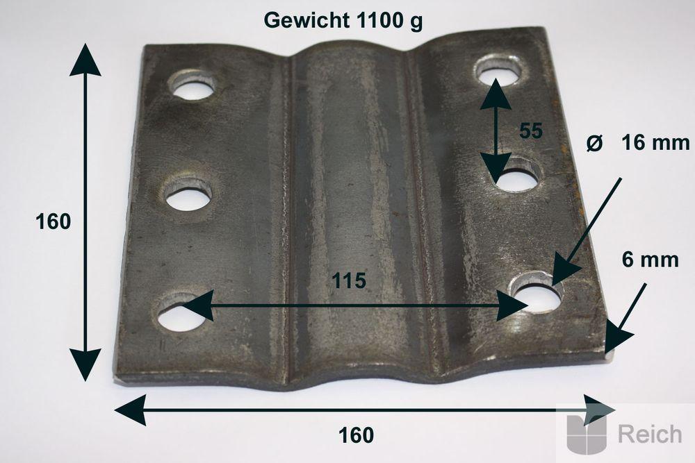 Simol Stützrad 1000 Kg halbautomatisch mit Feder Neu!