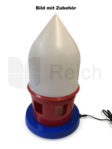 Heizplatte für Geflügeltränken Tränkenwärmer  230V – Bild 6