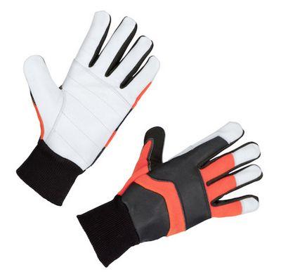 Motorsägenhandschuh, Kettensägenhandschuh Forester links geschützt, – Bild 1
