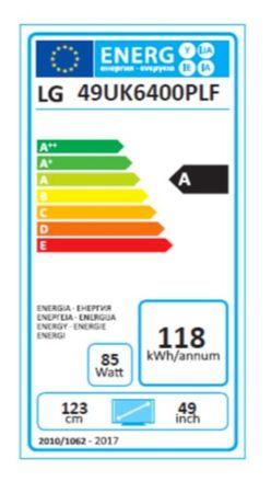 LG UHD TV UK6400 LED Smart TV 49 Zoll UHD HDR – Bild 2