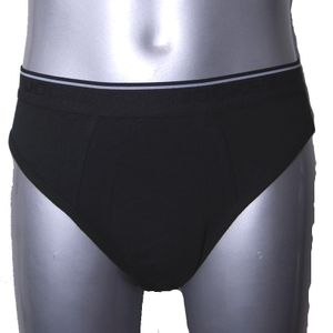 JOCKEY Herren Rio Slip PURE COTTON schwarz