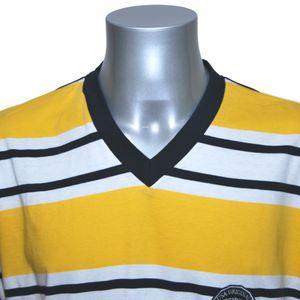 JOCKEY Herren Pyjama kurz Schlafanzug V-Ausschnit Jersey U.S.A.Originals Comfort fit – Bild 3