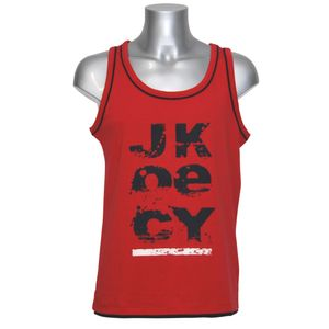 JOCKEY Herren Tank Top Shirt ohne Arm Jersey U.S.A Originals – Bild 1