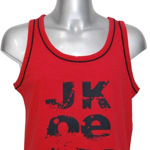 JOCKEY Herren Tank Top Shirt ohne Arm Jersey U.S.A Originals – Bild 2