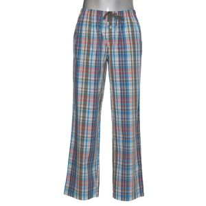 JOCKEY lange Pyjamahose Relax Pant gewebte Baumwolle International Collection