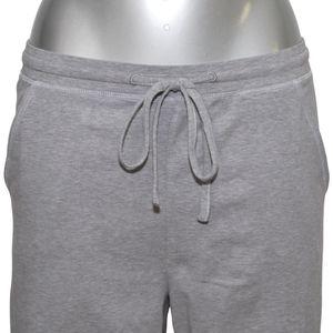 MelanieM Damen Hose Relaxpant lang single Jersey mit Taschen grau – Bild 3