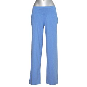 MelanieM Damen lange Hose Relaxpant single Jersey mit Taschen – Bild 1