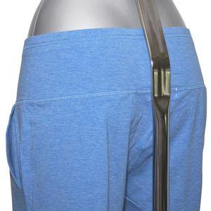 MelanieM Damen lange Hose Relaxpant single Jersey mit Taschen – Bild 3