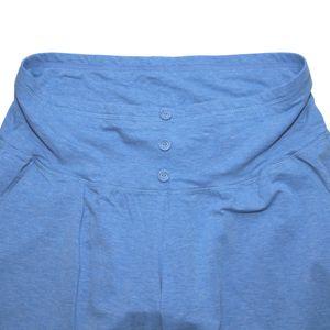 MelanieM Damen lange Hose Relaxpant single Jersey mit Taschen – Bild 4