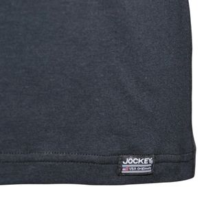 JOCKEY 2er Pack Shirt kurzarm Rundhals Cotton Stretch Single Jersey  U.S.A Originals – Bild 4