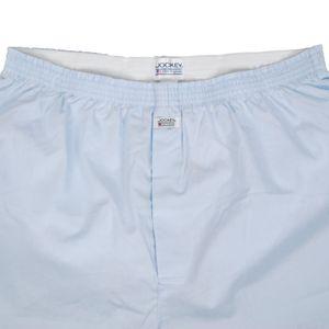 JOCKEY Herren Boxer Shorts Webboxer Komfortbund U.S.A.Originals blau – Bild 5