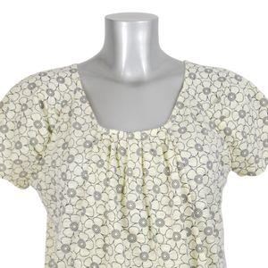 MelanieM  Damen Schlafanzug Pyjama 3/4 lang  Single Jersey reine Baumwolle – Bild 2