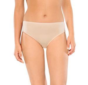 SCHIESSER 3 er Pack Damen Slips COTTON Essentials nude – Bild 2