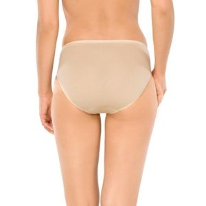 SCHIESSER 3 er Pack Damen Slips COTTON Essentials nude – Bild 4