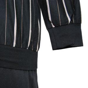JOCKEY Herren Schlafanzugoberteil langarm Bündchen V-Ausschnitt bügelfrei Comfort Fit – Bild 2