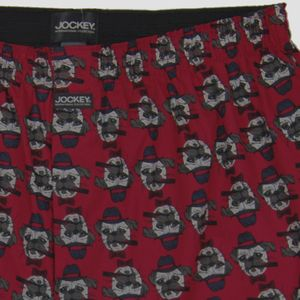 JOCKEY Shorts Komfortbund Poplin International Collection scooter Geschenkbox – Bild 3