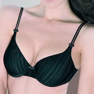 Playtex Damen Bügel-BH IN HARMONY Retro Tailor Made schwarz – Bild 2