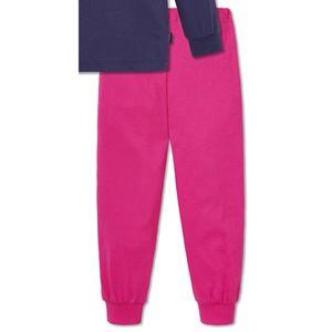 SCHIESSER Mädchen Schlafanzug lang Hokuspokus Full Magic dunkelblau – Bild 3