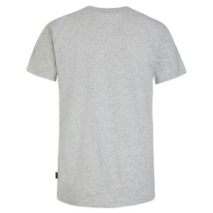 JOCKEY Herren American V-Neck Shirt V-Ausschnitt reine Baumwolle light heather grey – Bild 2