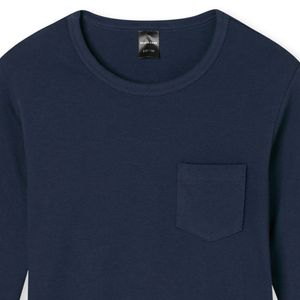 SCHIESSER Jungen Shirt langarm Longsleeve Jersey nachtblau Play to win – Bild 2
