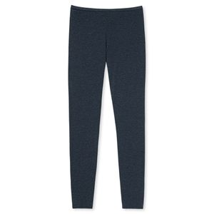SCHIESSER Damen Leggings lang Single Jersey nachtblau Personal Fit – Bild 3