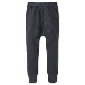 SCHIESSER Kinder Hose lang Joggpants Heavy Single Jersey unisex dunkelgrau  Mix & Relax – Bild 1