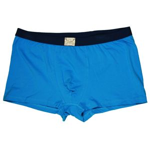 JOCKEY 3 er Pack Herren Boxer Shorts Single Jersey U.S.A Originals Deep Ocean – Bild 4