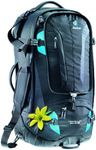 Deuter Traveller 70+10 black-silver Bild 4