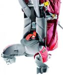 Deuter Kid Comfort 2 cranberry fire Bild 6