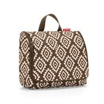 Reisenthel Toiletbag XL diamonds mocha Bild 2