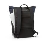 SALZEN Plain Backpack knight blue 005